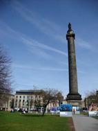 stevenson monument