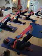 pilates east lothian